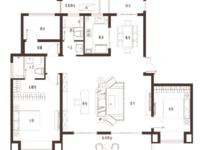 稀缺优质房源 户型超级好 精装修 整个小区最有性价比的一套 房东诚心出售