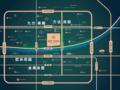 朗悦花园交通图