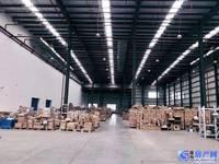 城东,薛赵路,2600平米,高平台标准厂房仓库出租,可分租