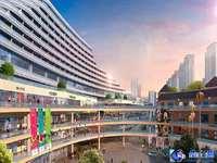 地铁口花桥梦世界 超大商业综合体 地标性建筑 全球最大的5D影院