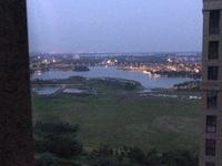 兰亭御园高层小3房,湖景房,眺望大渔湾,音乐喷泉