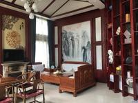 阳澄湖畔独栋别墅,通天然气,坐北朝南挑高7米的客厅,豪华装修