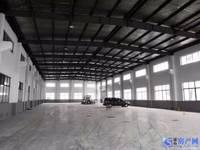 城东,陆家,1500平米,一楼全新标准厂房出租,可分租,