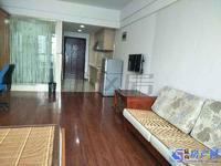 单身公寓 精装修 首次出租 拎包入住 家具家电齐全