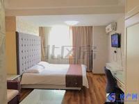 青城之恋单身公寓诚心出租家电齐全 设施完好 拎包入住
