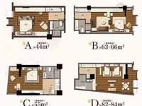 巴比伦公寓 一首现房 即买既收益 月租金在2500左右 双铁之间