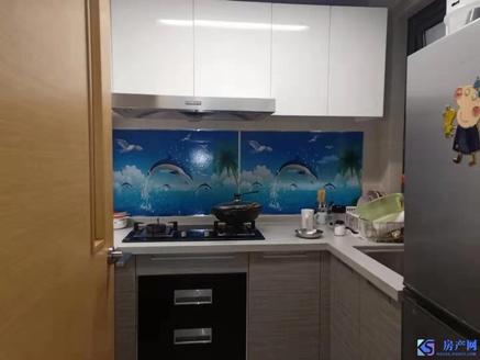 昆城景苑 精装2房 诚心急售 未来地铁口 高铁附近 城南商圈