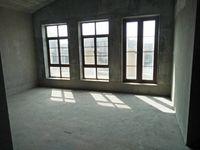 清风华院联排 东边套 产证218平米 送地下室60平米 花园100平米