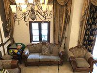 紫怡花园边套别墅 豪华装修120万、婚房装修 花园很大 档次不错