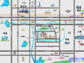 颐和天樾花园交通图