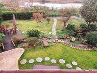 位置好,丰泽园临河独栋 花园大占地近1.6亩,诚心出售!