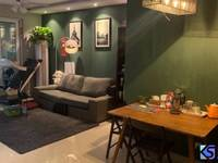 出售新城翡翠湾2室2厅1卫90平米185万住宅
