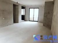城西全新品质小区 江南境秀 清水毛胚大平层 房东诚心出售 可以看房