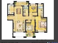 出售新城天地3室2厅2卫141平米东边套