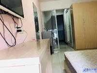 新阳街市中心单身公寓一室0厅一卫精装1260元出租真实房源