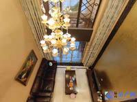 黄金海岸黄金楼层4房2厅2卫豪华装修裕园新镇学区未用