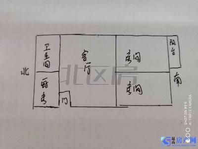 出售红峰新村北区2室1厅1卫76平米220万住宅