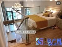 苏州火车站 地铁站 LFOT挑高9米买一层送2层 精装修公寓 周边配套成熟