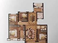 时代悦庭149平4房,精装修交付,中间楼层,急售,随时配合签约