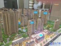 出售!公园壹号3室2厅2卫120平米180万住宅
