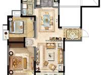 品院105平3房满2年,中间楼层采光好,入户赠送14平,户型南边通透,有钥匙