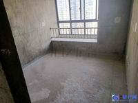 九方城 二期新房 毛坯大4房 中间楼层 满二年