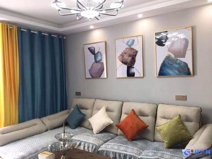 出售蝶蝴湾,豪华新装修3房,景观楼层,满5唯一