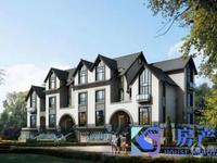 梦莱茵,临湖独栋别墅,占地1.5亩,花园800平,纯毛坯,近上海高尔夫俱乐部