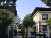 绿城玫瑰园 法式联排边套别墅 私家花园 位置好 随时看房