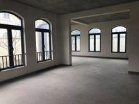 时代御湖 法式双拼!5房 送全明地下室200平 花园600平