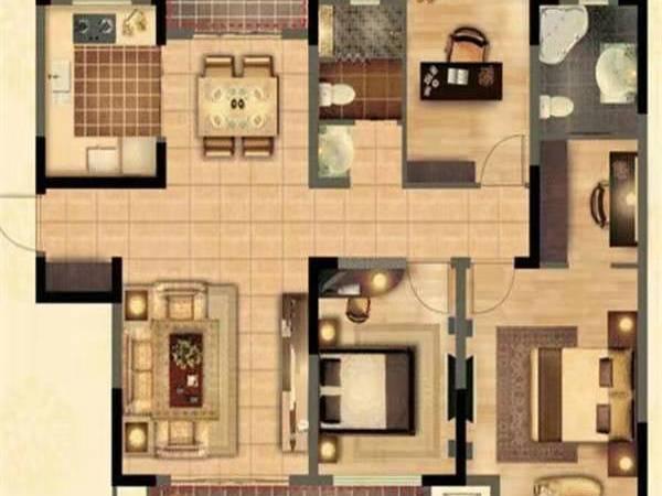 满两年 省稅 中间楼层 大3房 靠近金鹰 大润发5分钟