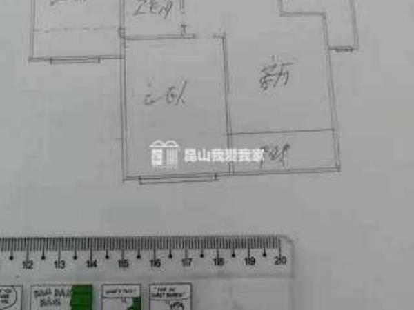 出售外滩印象花园2室2厅1卫86平米169万住宅