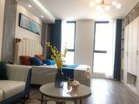昆山高铁旁 可买 弥敦城 经开万达广场上精装公寓
