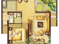坐标城东绿地,杜绝虚假房源,真实在售,清水毛坯,黄金楼层精致两室户。