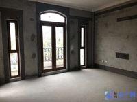 江南镜秀联排别墅 东边套 小区很好的位置 房型设计完美