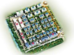 联邦国际商务花园