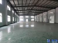 蓬朗独栋精装标厂房40000可分租1000起租
