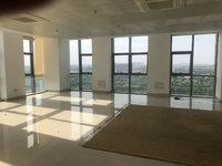 海创大厦5A甲级写字楼出租,整层1500平对外招租,高端大气