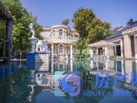 玉石花园 临河独栋大别墅 超豪华装修 带大花园 游泳池 环境超好 看房随时