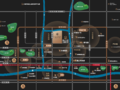 合樾兰亭花园交通图