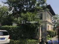 城西高端独栋别墅,占地2亩,带游泳池和湖边大露台,环境优美,房东低市价60万急售