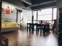 出售花都艺墅 宝裕广场 豪华装修97平米纯办公室 带空调 带家具 租金6000