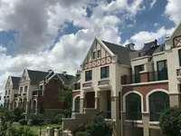 联排别墅准现房!单价7800,面积308平,送花园、露台、车库、自带商业,南通
