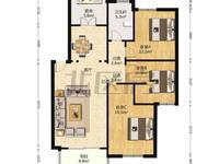 江南明珠苑 3室2厅1卫 110平,230万