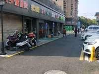陆家合丰泾沙路沿街店面 挑高隔两层 经济实用