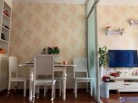 配套齐全,张浦名城花园精装62平,满2年房东诚心产证在手,随时可以交易,低价急售