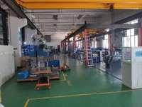 高新区带大吨位行车独栋3500平米厂房出租