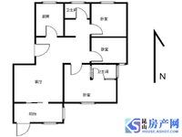 出售香榭水岸3室2厅2卫122平米325万住宅