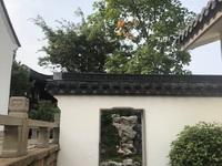 传承经典,阳澄湖畔兰亭园一线湖景中式独栋别墅,占地约1.5亩