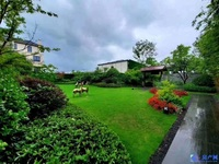 阳澄湖畔豪华独栋别墅,玫瑰园,占地1.1亩